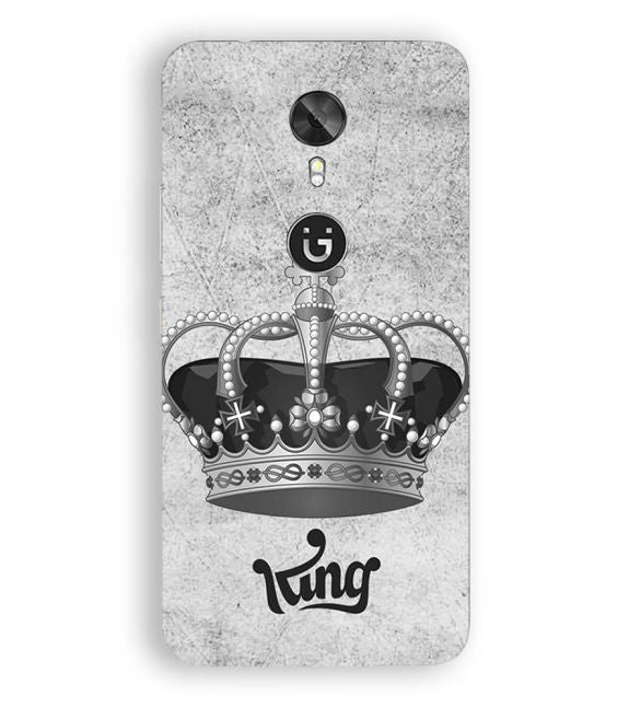 King Back Cover for Gionee A1