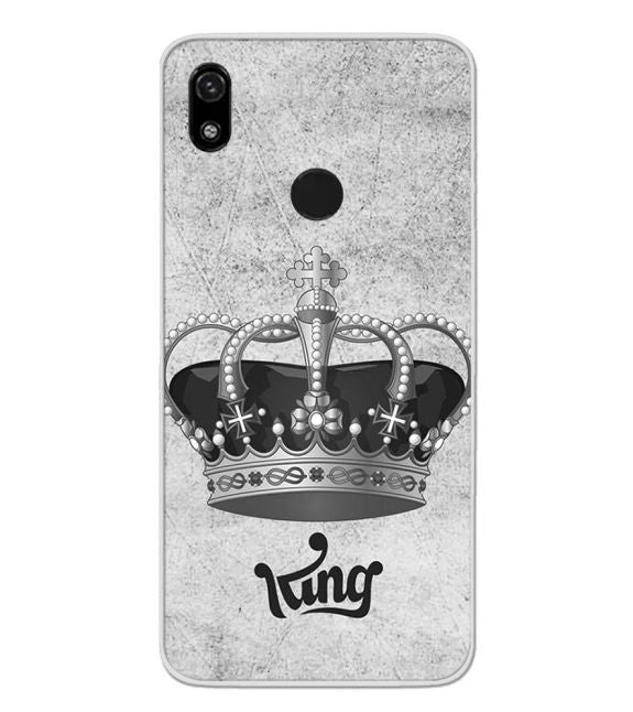 King Back Cover for Gionee F9