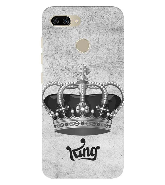 King Back Cover for Gionee S11 lite