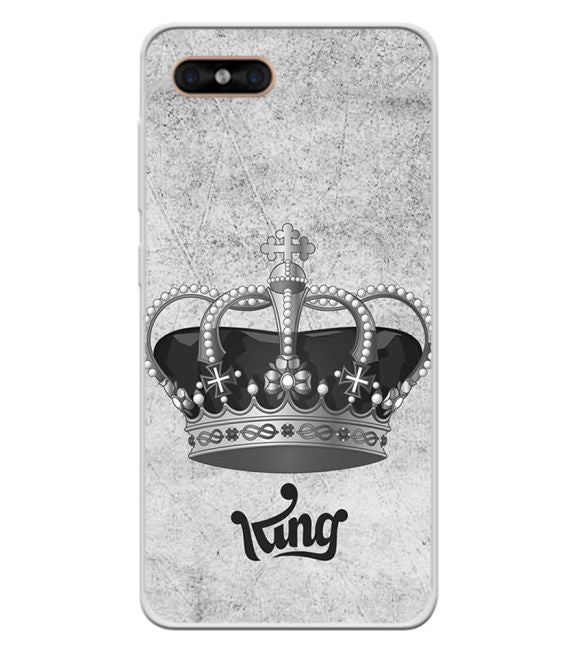 King Back Cover for Gome C7