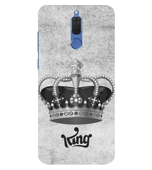 King Back Cover for Honor 10 Lite