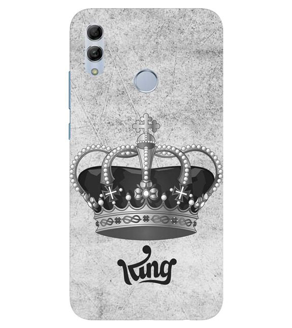 King Back Cover for Honor 20 Lite