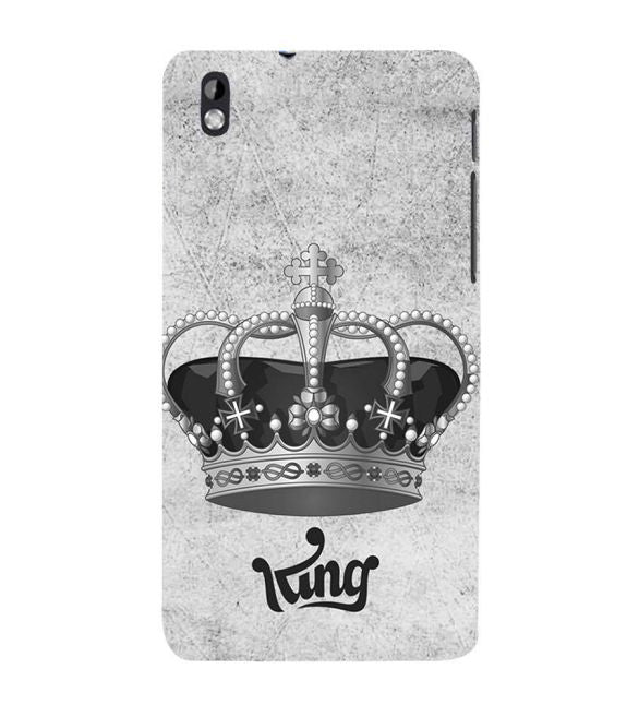 King Back Cover for HTC Desire 816