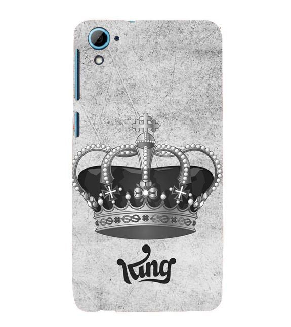 King Back Cover for HTC Desire 826