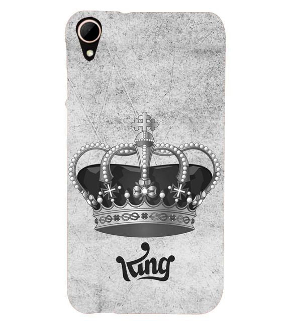 King Back Cover for HTC Desire 828