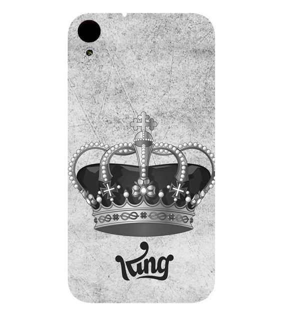 King Back Cover for HTC Desire 830