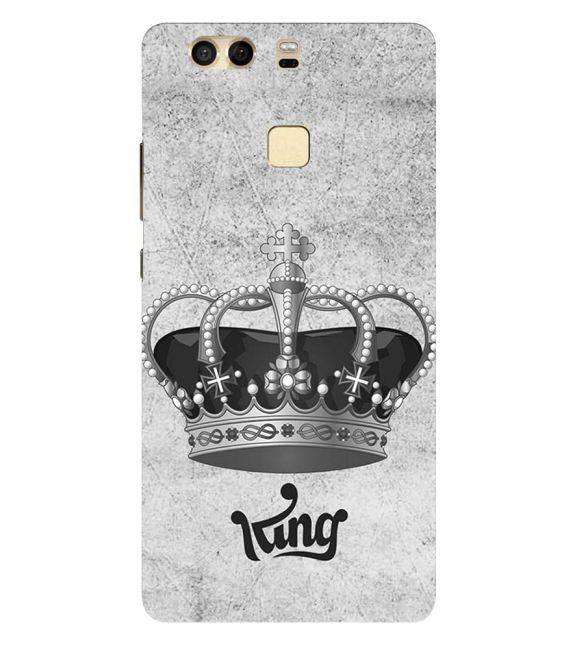 King Back Cover for Huawei P9