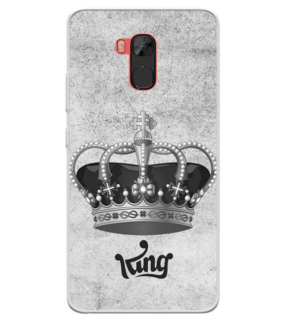 King Back Cover for Infinix Note 5 Stylus