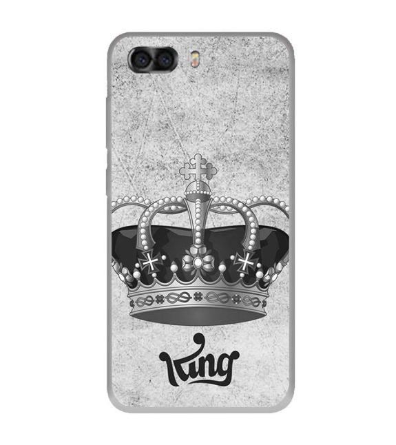 King Back Cover for InFocus Turbo 5 Plus