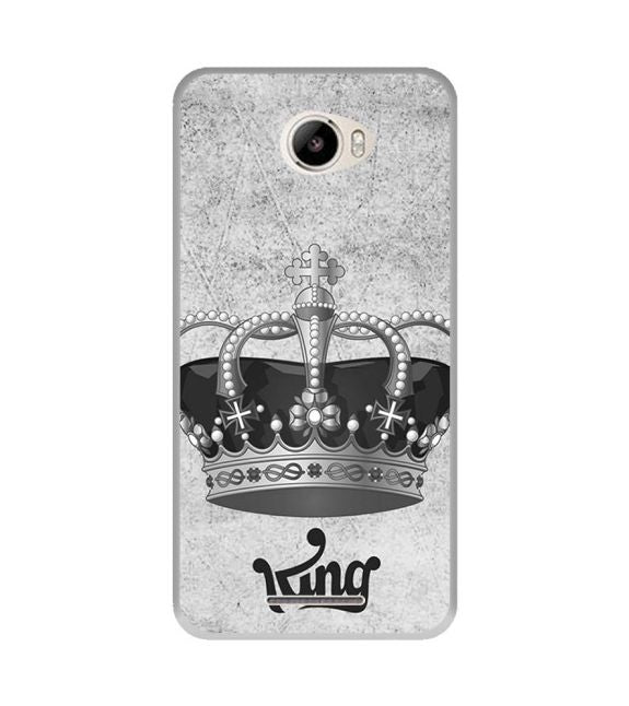 King Back Cover for Intex Intx Trend Lite