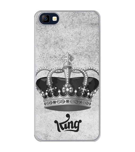 King Back Cover for Karbonn K9 Smart Selfie