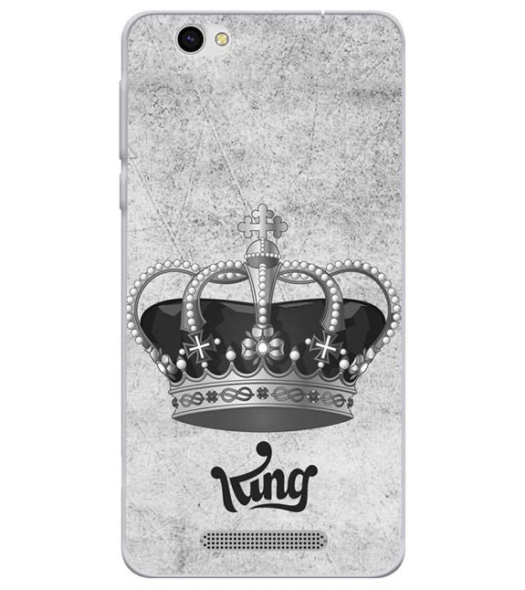 King Back Cover for Lava X28