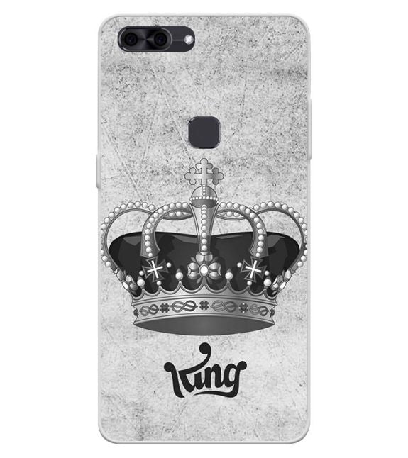 King Back Cover for Lava Z90