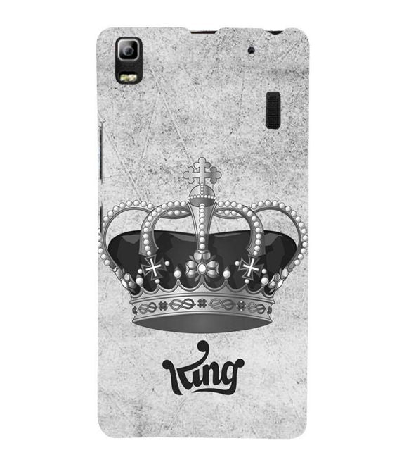 King Back Cover for Lenovo A7000 and K3 Note