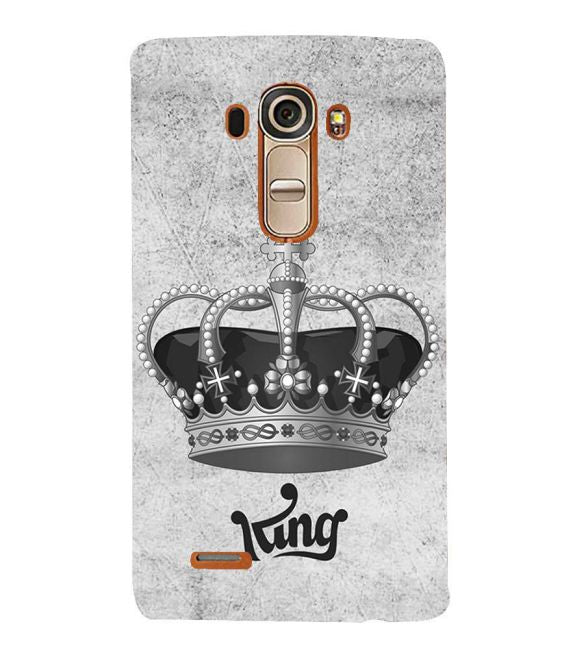 King Back Cover for LG G4