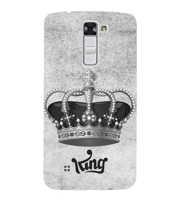 King Back Cover for LG K10