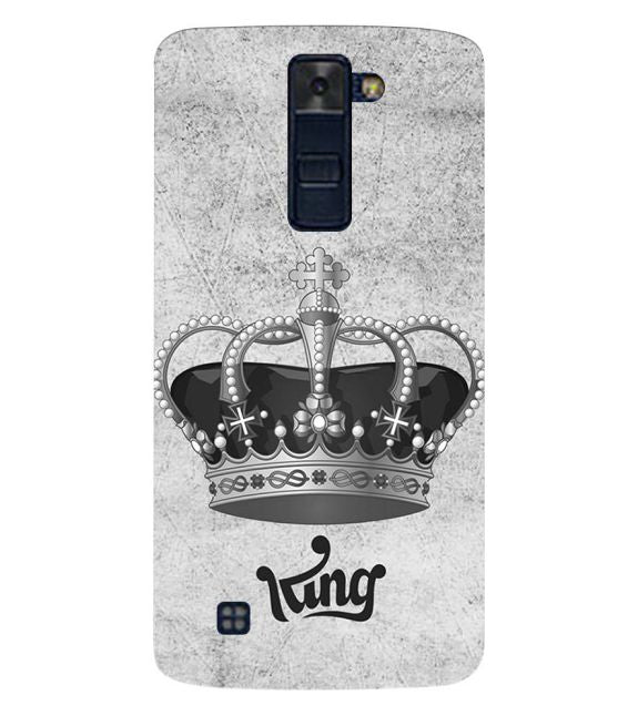 King Back Cover for LG K8