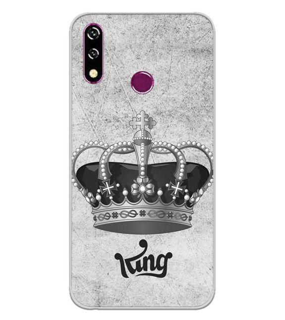 King Back Cover for LG W10