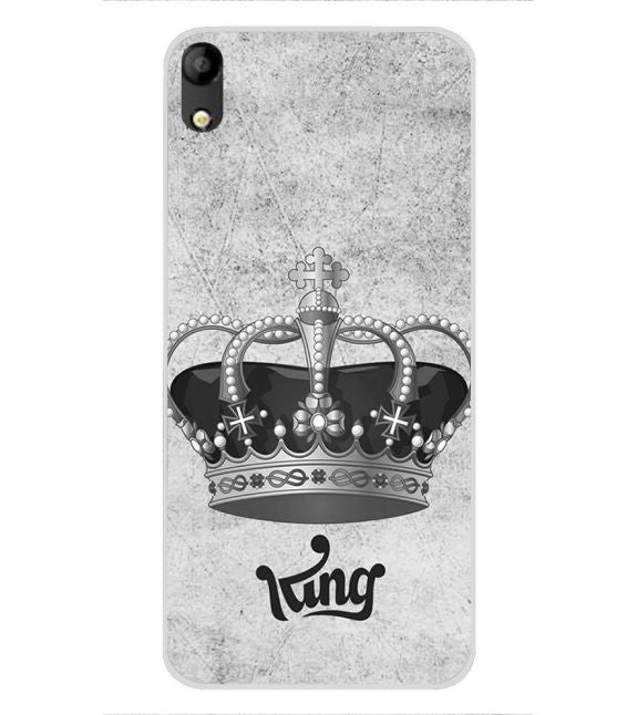 King Back Cover for Mobistar C1
