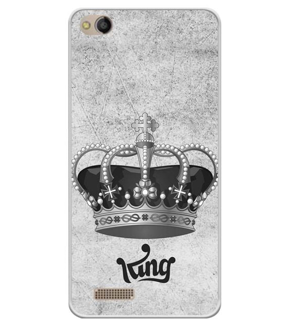 King Back Cover for Mobistar CQ Dual