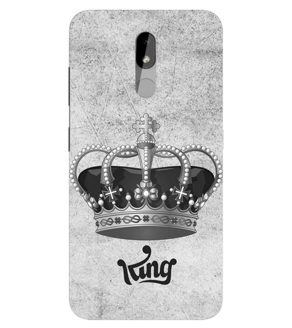 King Back Cover for Nokia 3.2