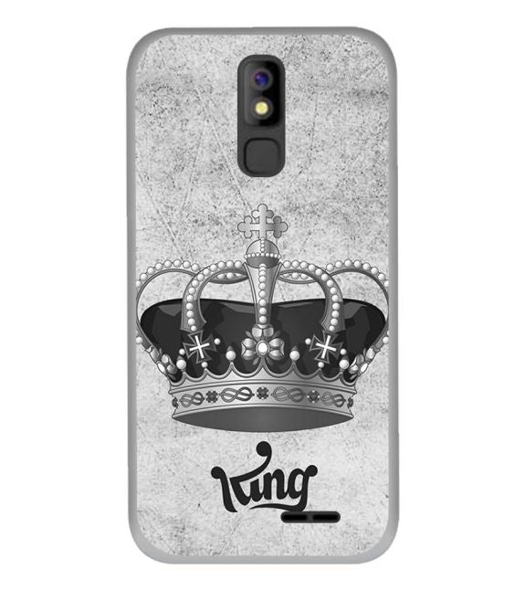 King Back Cover for Panasonic P100