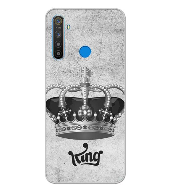 King Back Cover for Realme 5