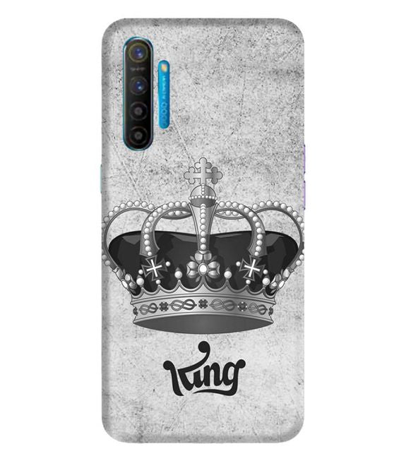 King Back Cover for Realme XT