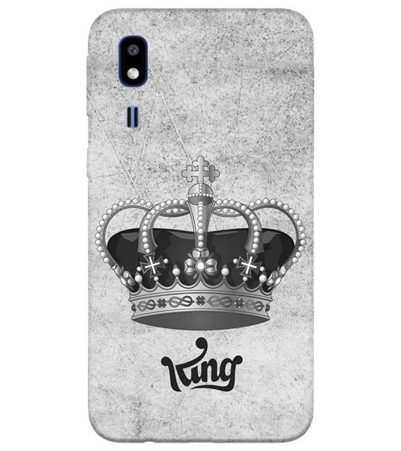 King Back Cover for Samsung Galaxy A2 Core