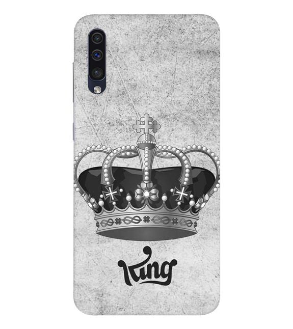 King Back Cover for Samsung Galaxy A50