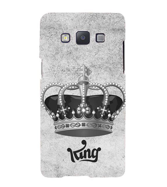 King Back Cover for Samsung Galaxy A7 (2015)