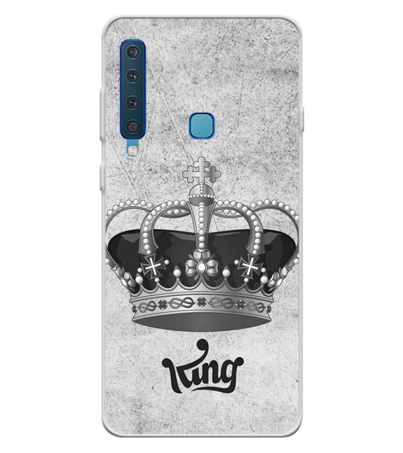 King Back Cover for Samsung Galaxy A9 (2018)