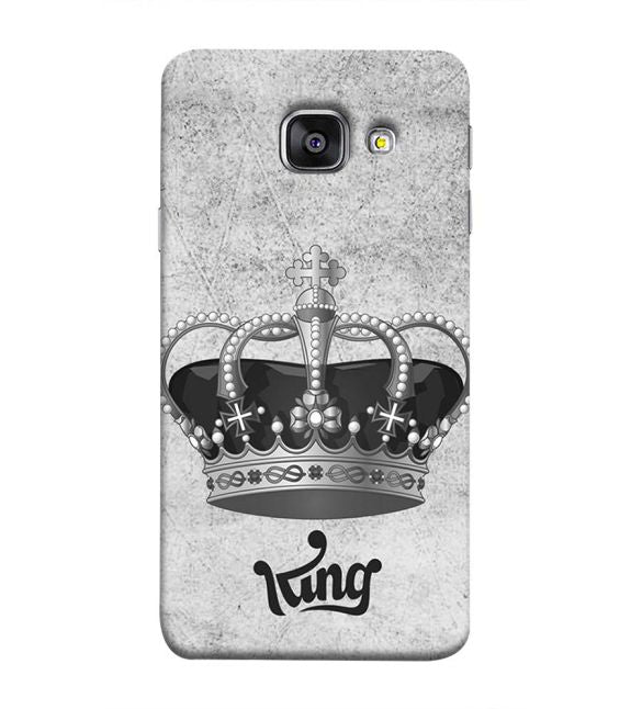 King Back Cover for Samsung Galaxy A9 Pro