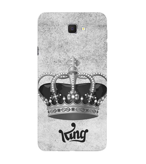 King Back Cover for Samsung Galaxy C9 Pro