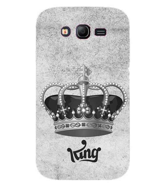 King Back Cover for Samsung Galaxy Grand I9082 : Grand Neo : Grand Neo Plus