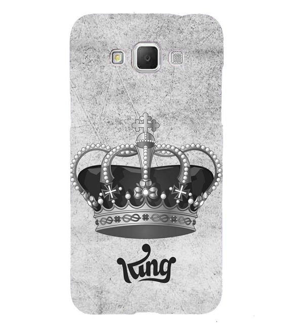 King Back Cover for Samsung Galaxy Grand Max G720