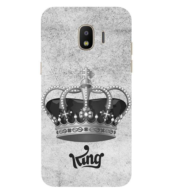 King Back Cover for Samsung Galaxy J2 (2018)