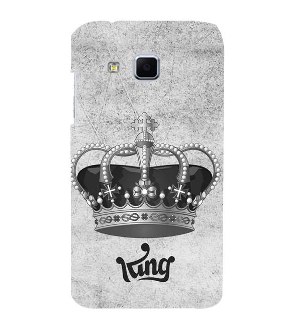 King Back Cover for Samsung Galaxy J3