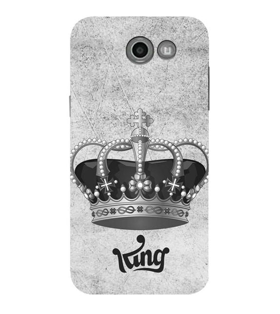 King Back Cover for Samsung Galaxy J7 (2017)