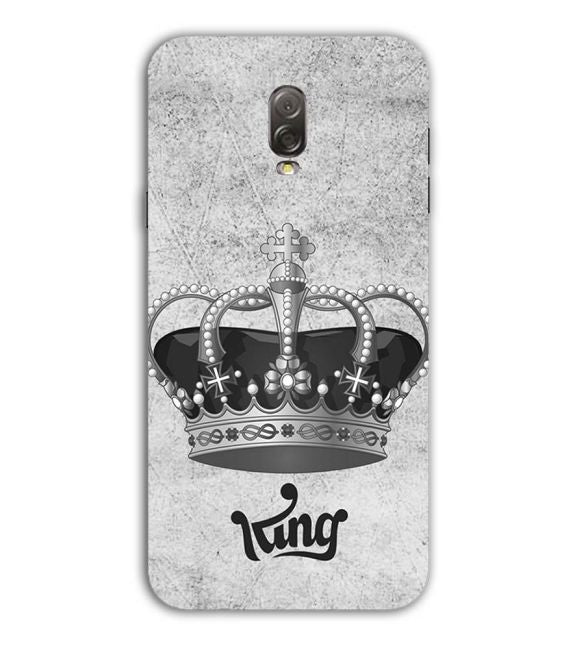 King Back Cover for Samsung Galaxy J7 Plus