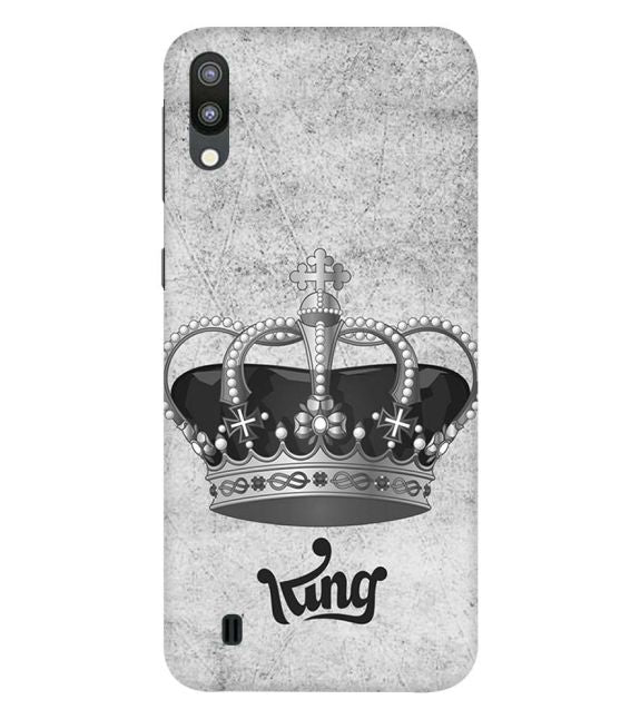 King Back Cover for Samsung Galaxy M10