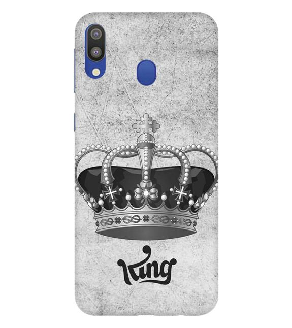 King Back Cover for Samsung Galaxy M20