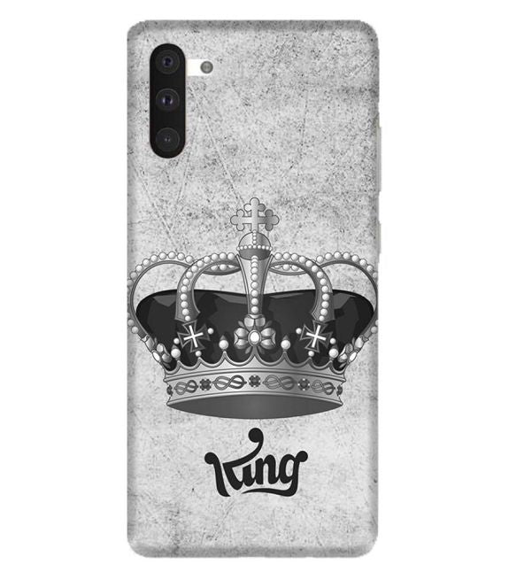 King Back Cover for Samsung Galaxy Note 10