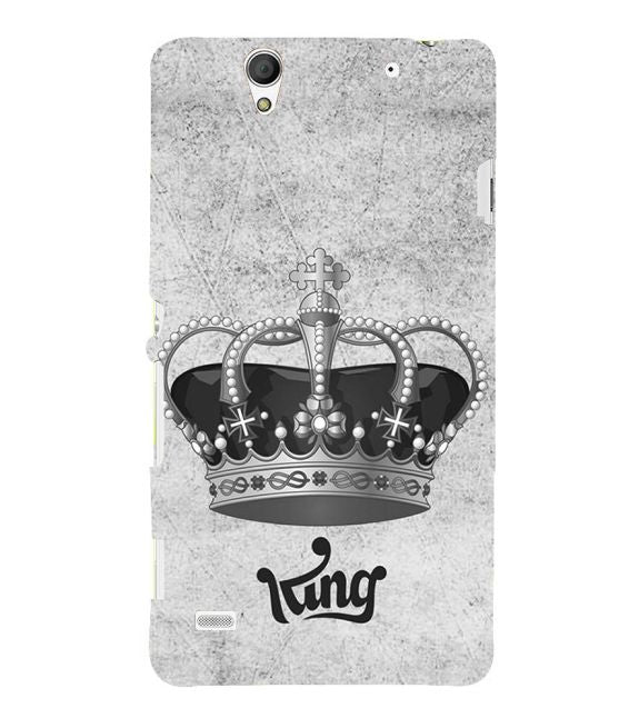 King Back Cover for Sony Xperia C4