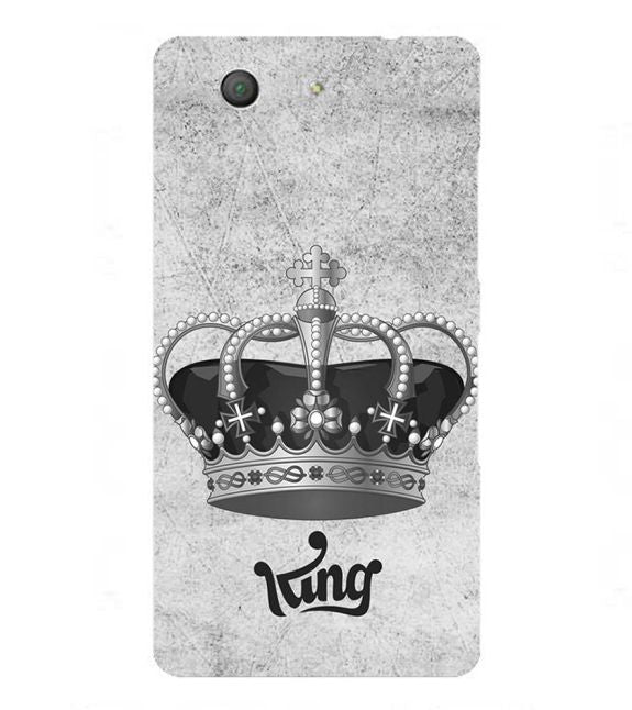 King Back Cover for Sony Xperia Z3+ and Xperia Z4