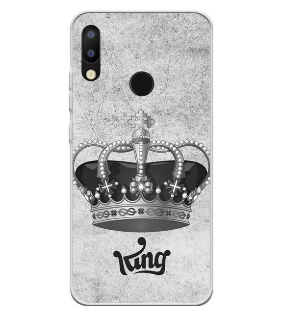 King Back Cover for Tecno Camon i2