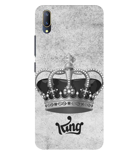 King Back Cover for Vivo V11 Pro