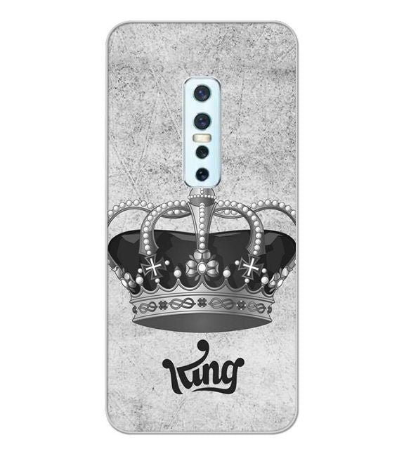 King Back Cover for Vivo V17 Pro