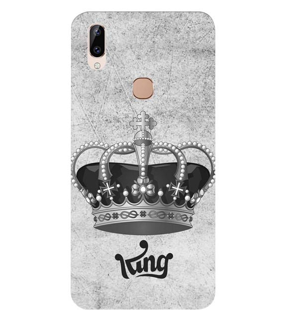 King Back Cover for Vivo Y83 Pro