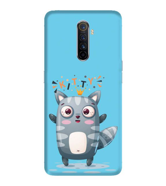 Kitty Back Cover for Oppo Reno Ace